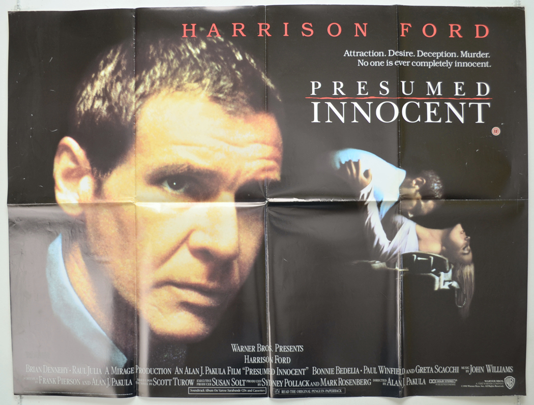 the presumption of innocence down under Under the presumption of innocence, the legal burden of proof is thus on the prosecution, which must collect and present compelling evidence to the trier of fact the trier of fact (a judge or a jury) is thus restrained and ordered by law to consider only actual evidence and testimony presented in court.
