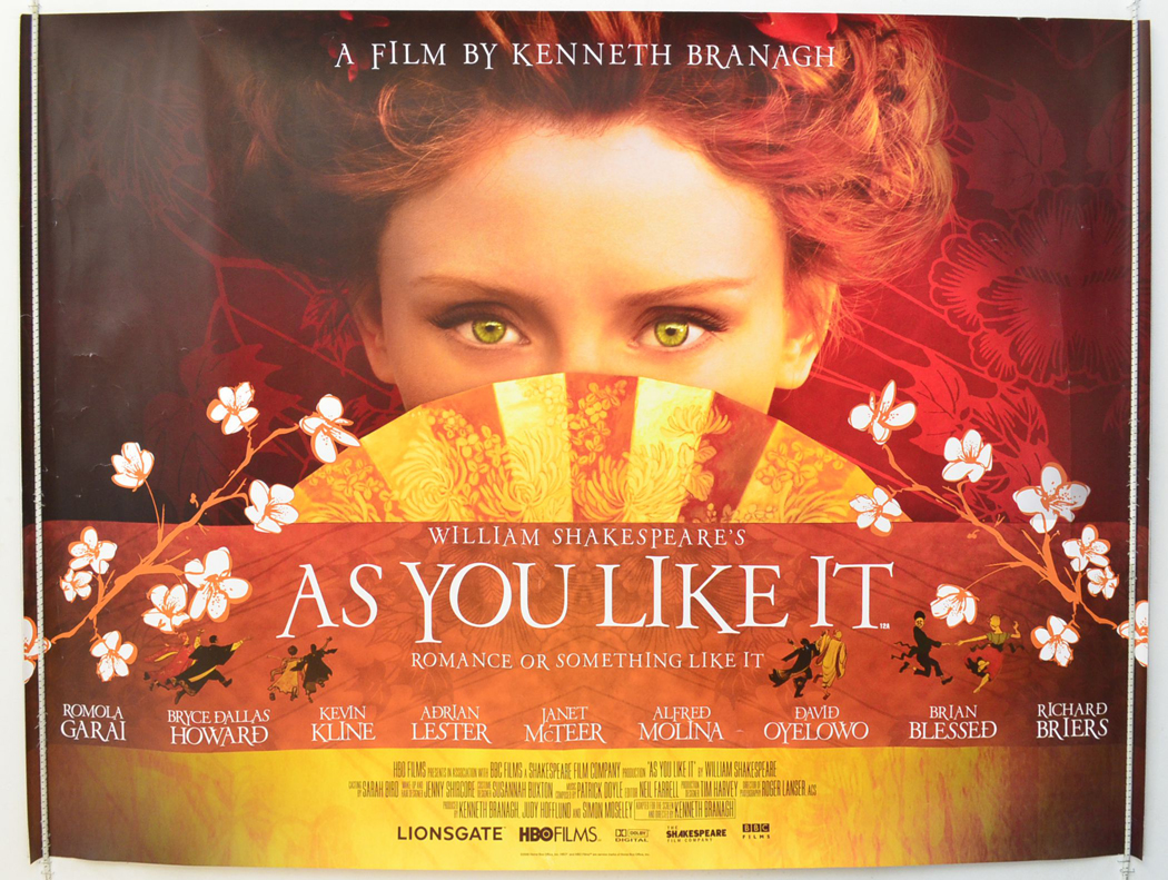 as you like it a romantic Assist as you like it as a romantic comedy or in as you like it shakespeare weaves delightful variations on the pattern of romantic love illustrate and discuss.