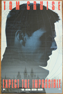 Mission Impossible <p><i> (Cinema Banner) </i></p>