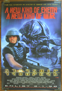 Starship Troopers <p><i> (Cinema Banner) </i></p>
