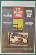 Killing Fields (The) <p><i> (Original Belgian Movie Poster) </i></p>