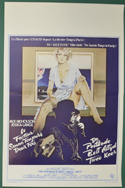 Postman Always Rings Twice (The) <p><i> (Original Belgian Movie Poster) </i></p>