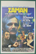 Zaman <p><i> (Original Belgian Movie Poster) </i></p>